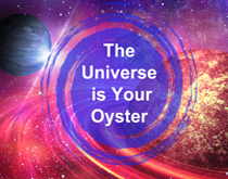 The Universe is Your Oyster – Inspiring Young Scientists