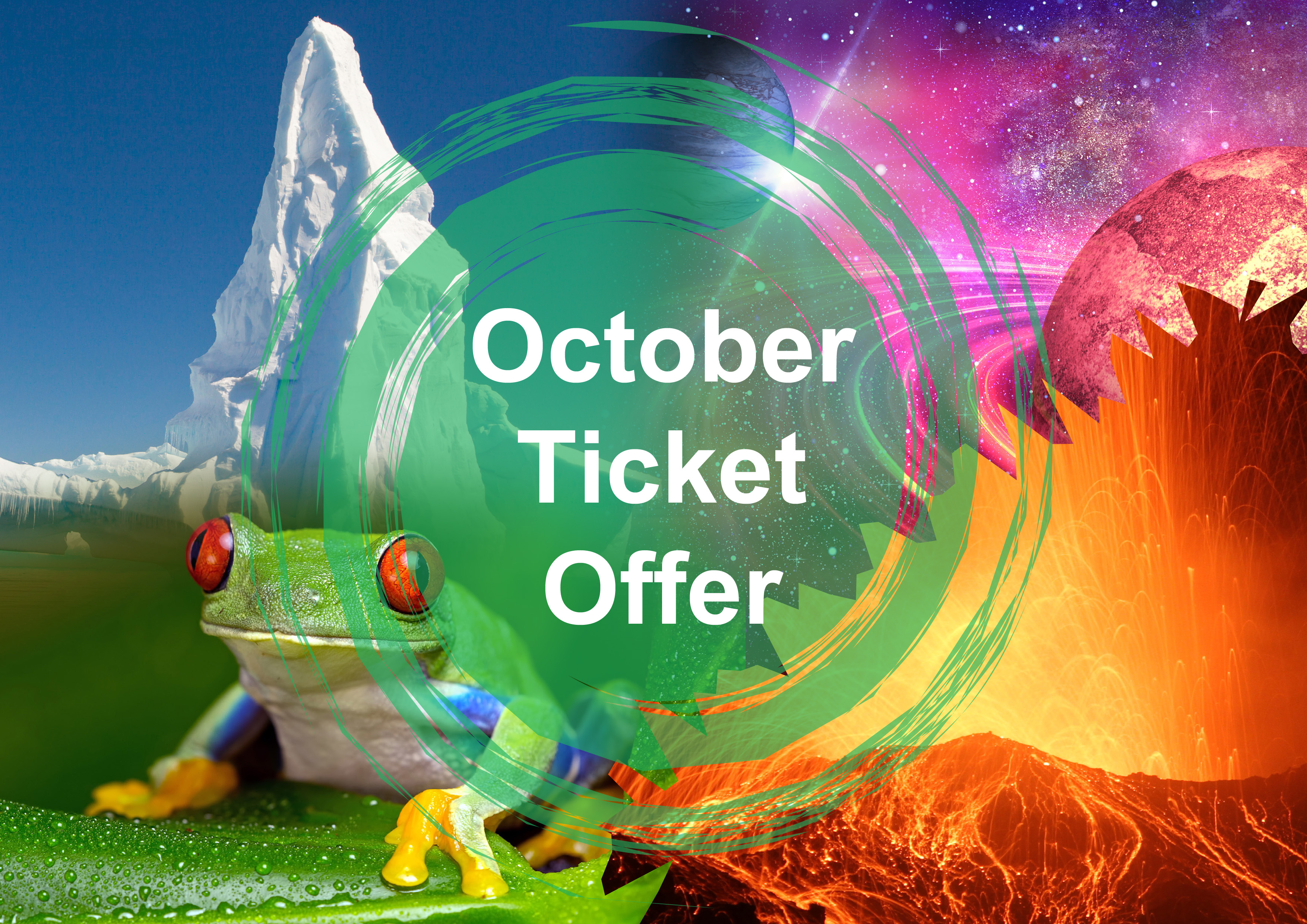 October Ticket Offer day 22