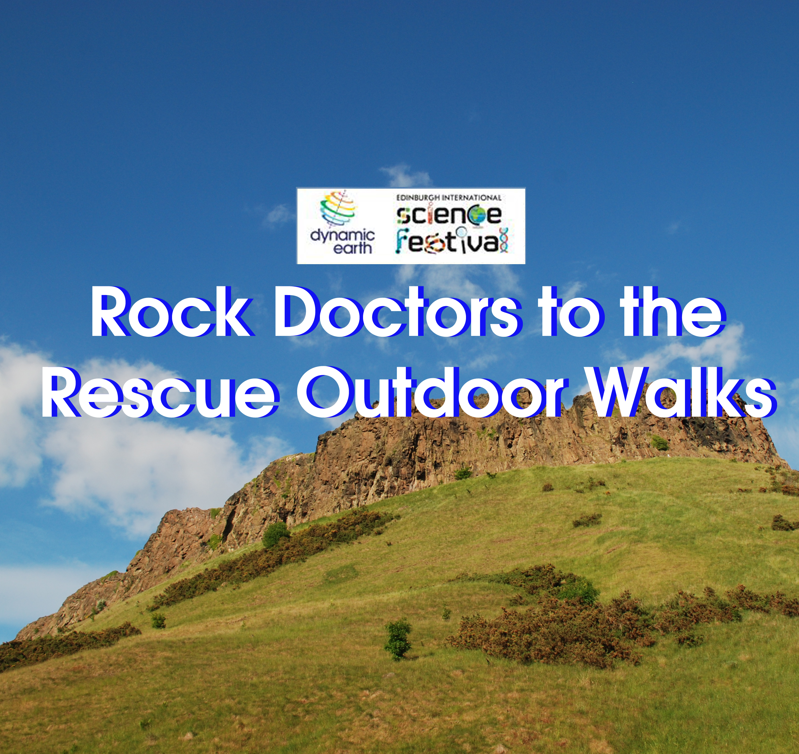 Rock Doctors to the Rescue: Meet the Experts Outdoor Walk