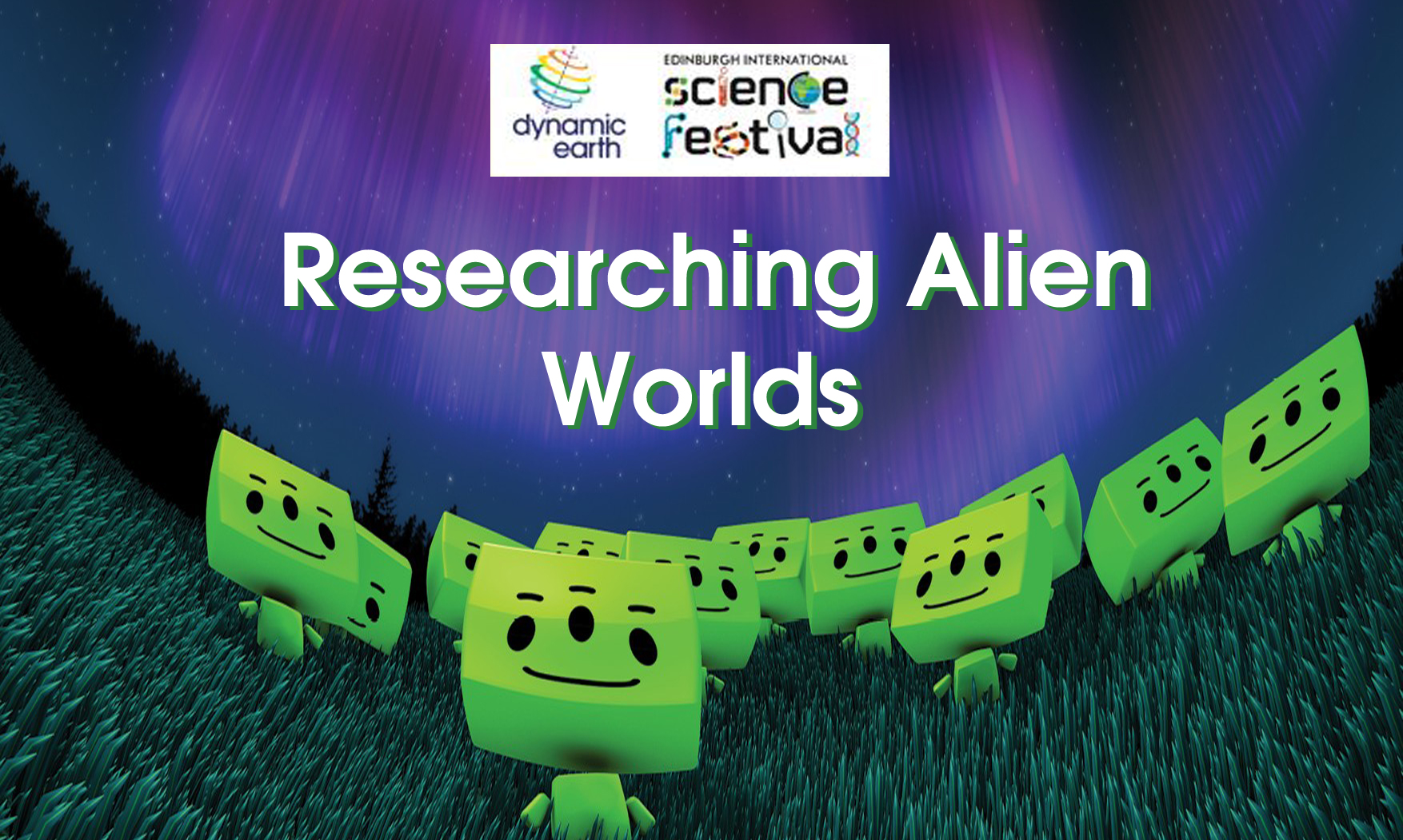 Researching Alien Worlds - Special Show Dome Event
