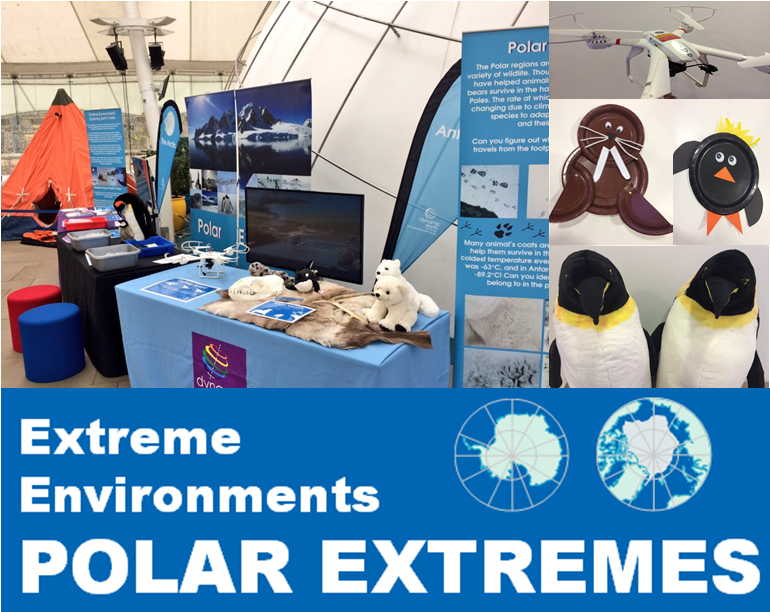 Polar Extremes at Dynamic Earth Day 1