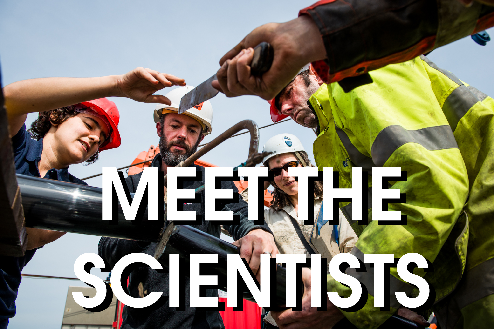 Meet the BRITICE-CHRONO Project Scientists.