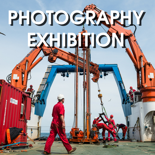 Photography Exhibition - The BRITICE-CHRONO Project