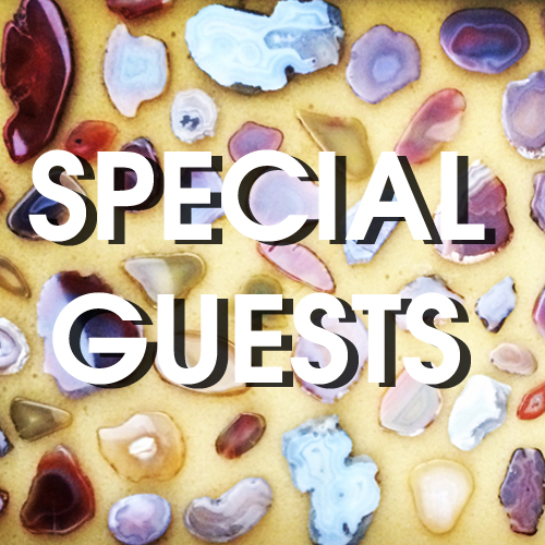 Special Guests Scottish Mineral and Lapidary Club