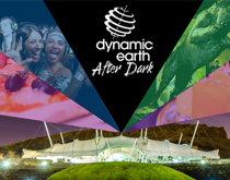 Dynamic Earth - After Dark