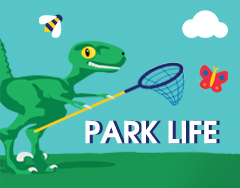 Dino's Outdoors: Park Life - Ecology Warriors
