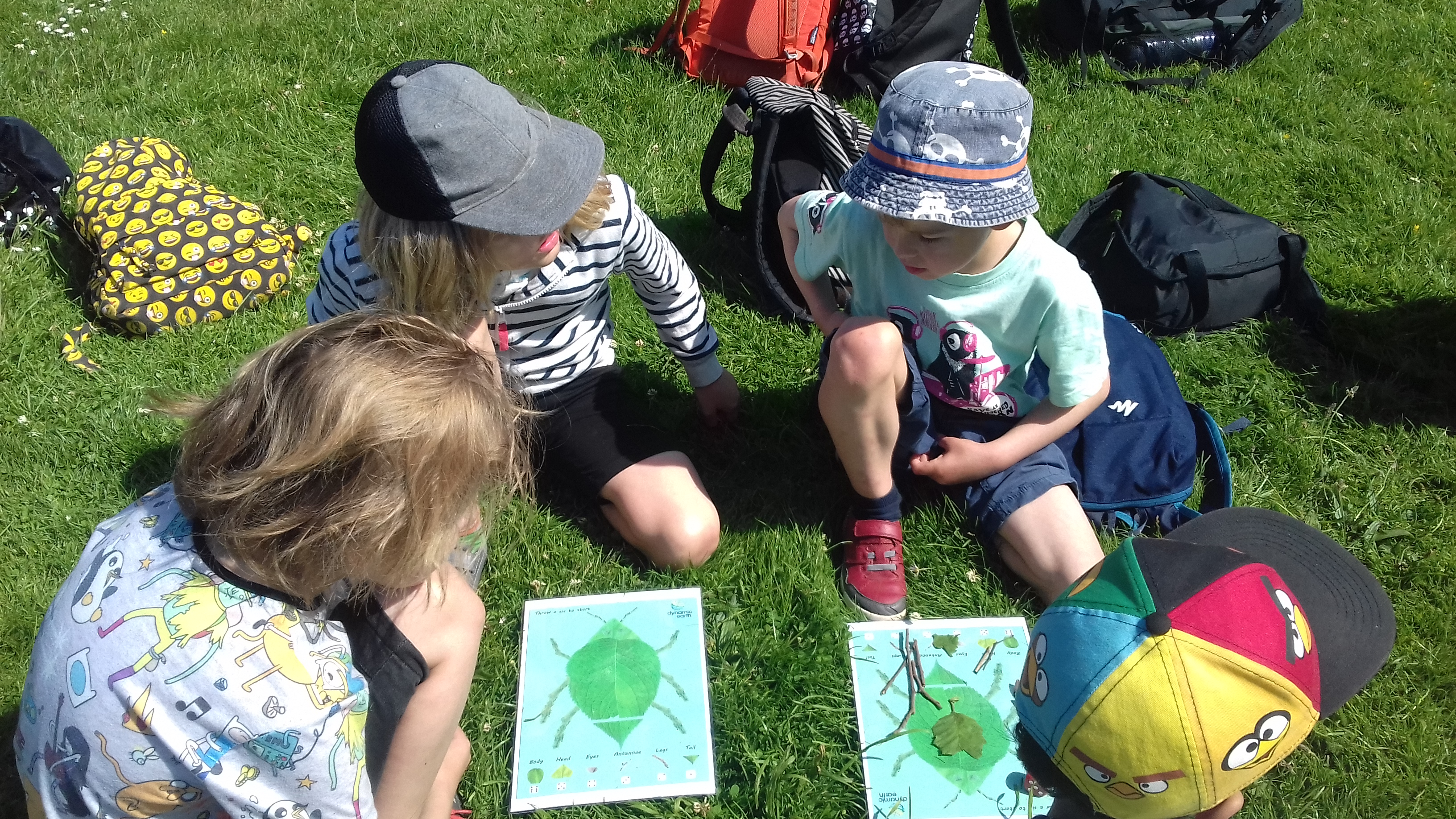 April 2nd - Nature Detectives: Family Fun in the Outdoors