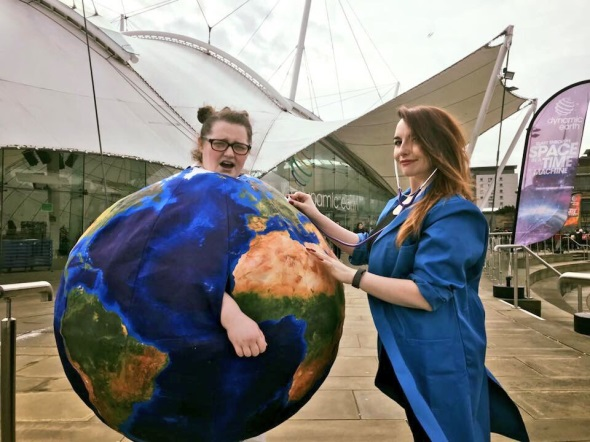 Family Days Out in Edinburgh | What's On | Dynamic Earth
