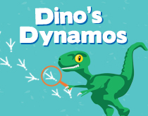Dino's Dynamos Family Drop-In Day