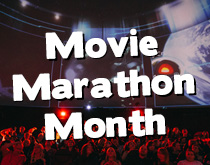 Movie Marathon Month