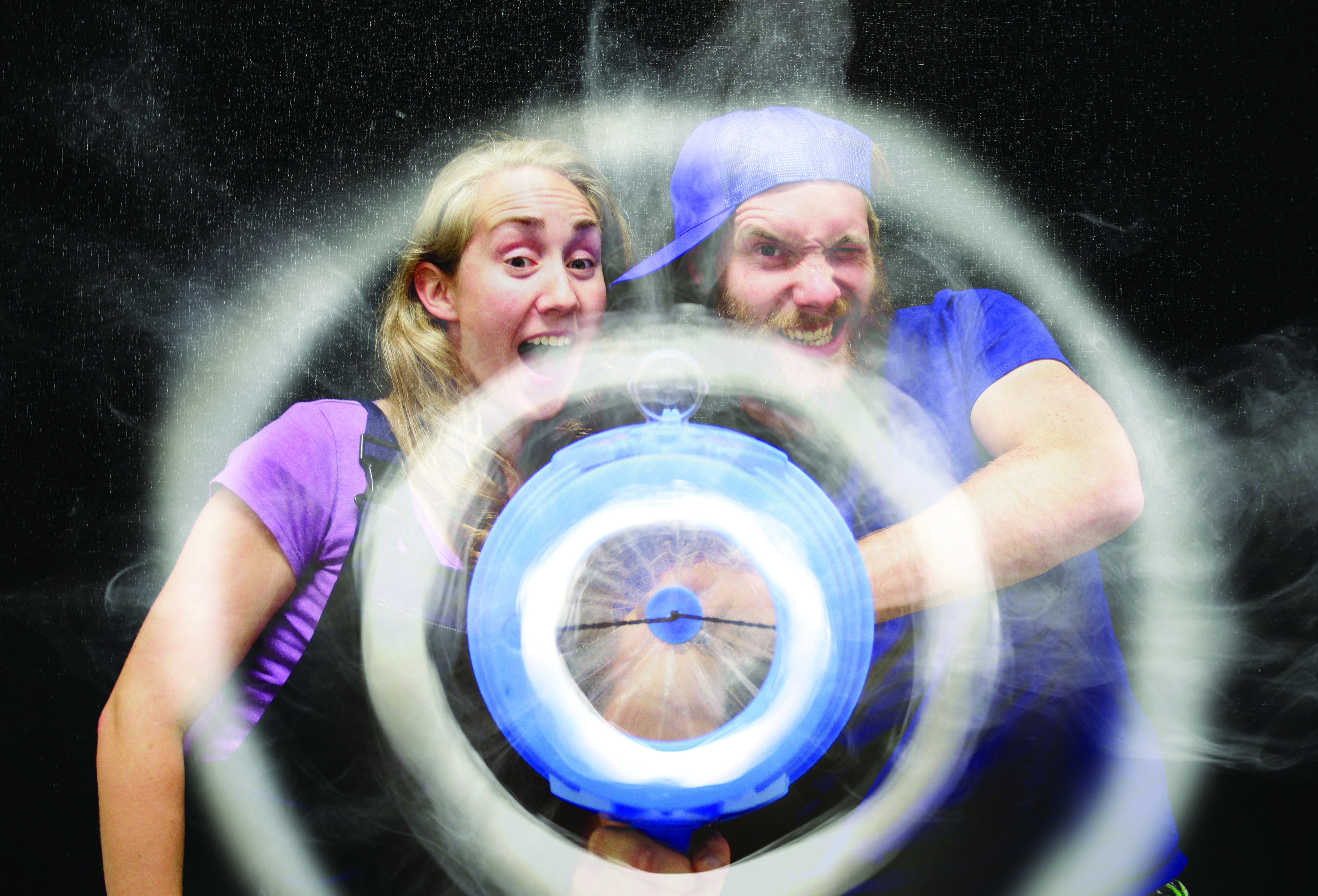 Festival of Physics: Airheads