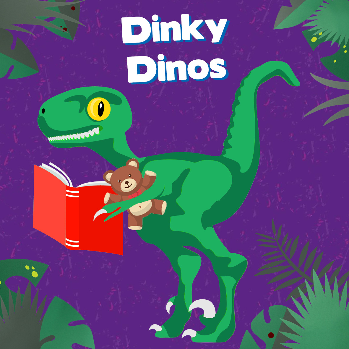 Dinky Dinos: The Day the Crayons Quit