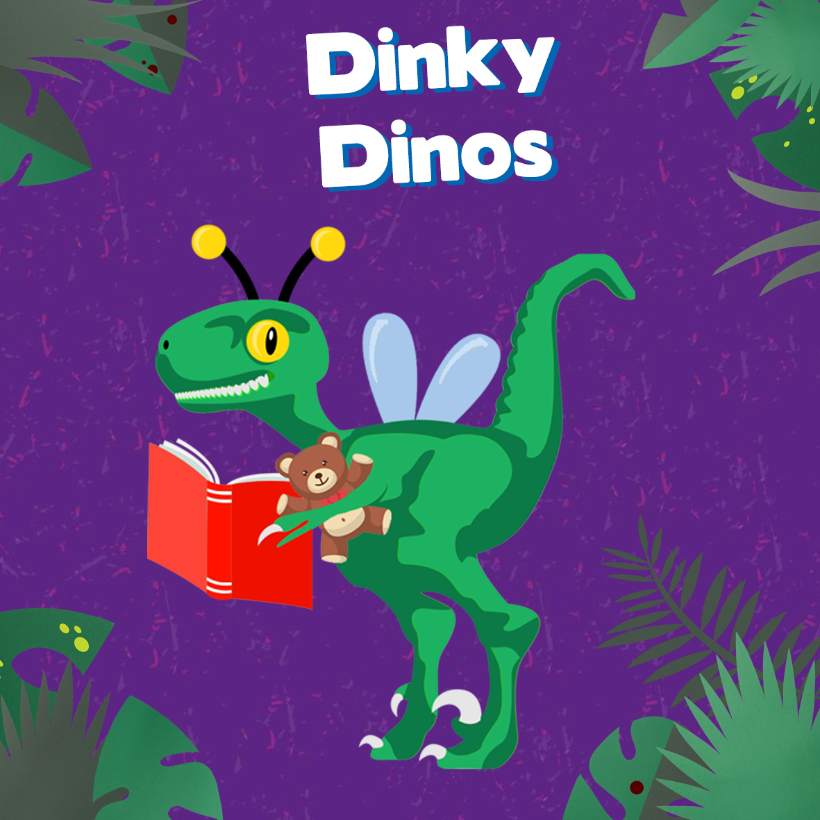 Dinky Dinos: Wilbee The Bumblebee